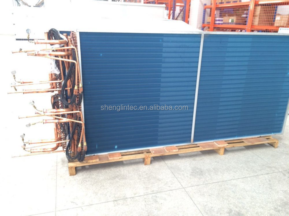 High performance heavy equipment radiators