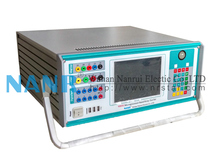 NR802 High Accuracy three phase secondary injection relay test set