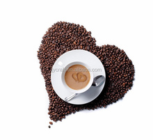 Artificial coffee beans for decoration