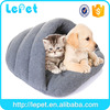 For amazon and ebay store Custom logo soft warm pp Cotton cat cave cat house