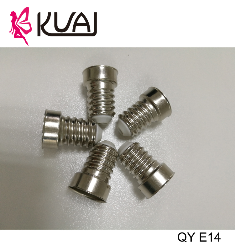 KUAI 2017 hot new products Screw Style Lampholder E14 Lamp Holder Socket