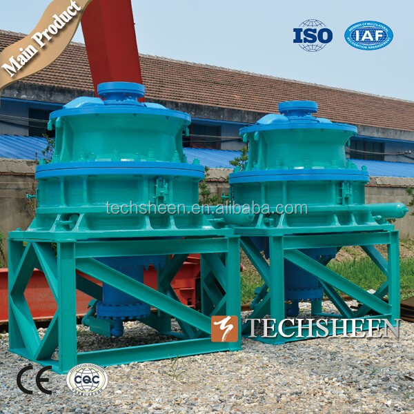 China Top Researcher and Manufacturer of Cone Crusher Cooperating with CAS
