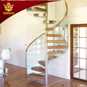Exceptionnel Build A Spiral Staircase, Build A Spiral Staircase Suppliers And  Manufacturers At Alibaba.com