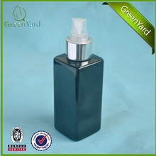 Mist spray bottles with plastic atomizer fine mist sprayer pump for glass cleaning