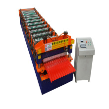 China Suppliers , triple-layer tri-layer metal roofing panel shingles roll forming machine