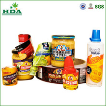 food labels of graded goods manufacturers with good quality