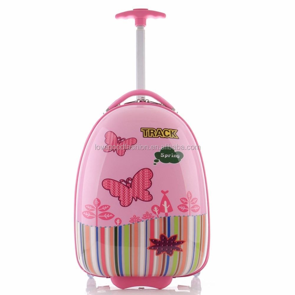 2016 Track Pink 16-Inch Hardside Kids Rolling Suitcase Carry-On Travel abin Luggage For Sale
