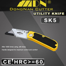 Hot selling cutter knife stainless steel Floding pocket Knife