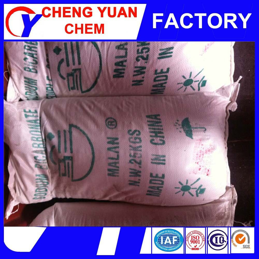 Food grade 99% Sodium Bicarbonate basic chemical products