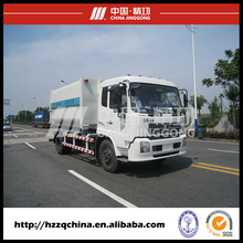 Factory direct famous brand electric garbage dump truck with ISO9001