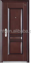 Chinese used mobile home metal security doors