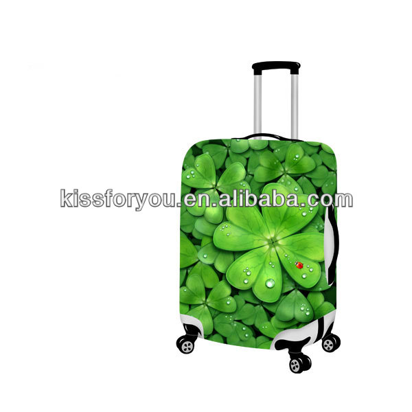 New stylish luggage cover,plastic cover luggage,clear luggage cover