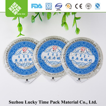 New Style Reasonable Price Shaved Ice Snow Aluminium Foil Lid For Food Packaging