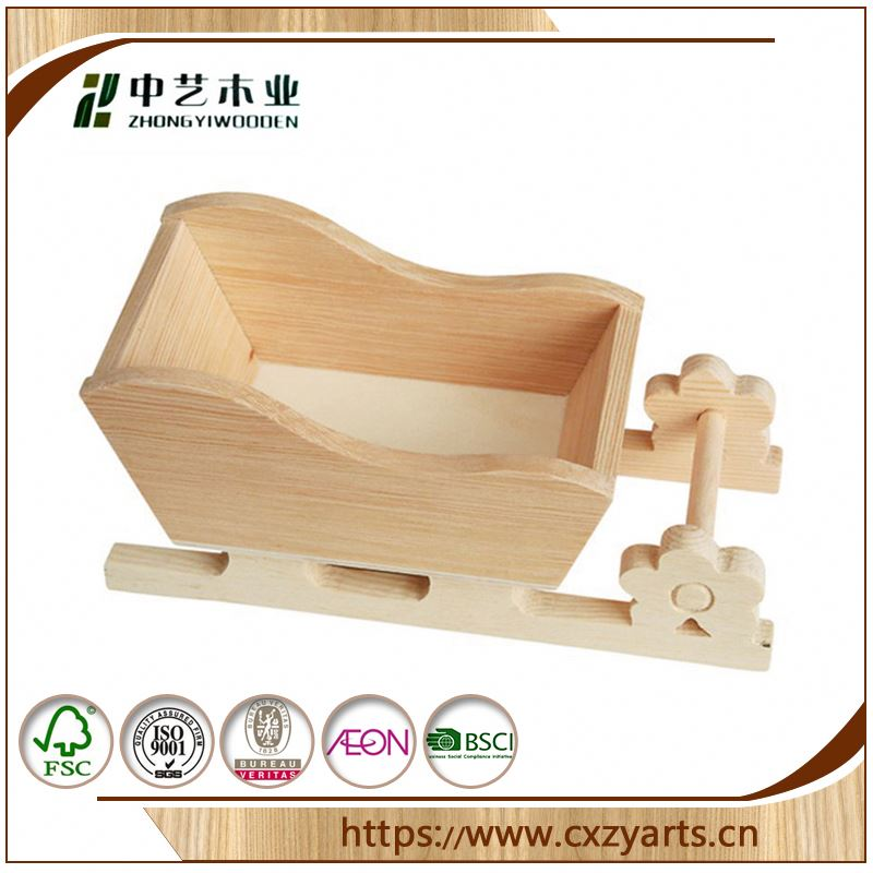 christmas tree customized wooden toy supplier