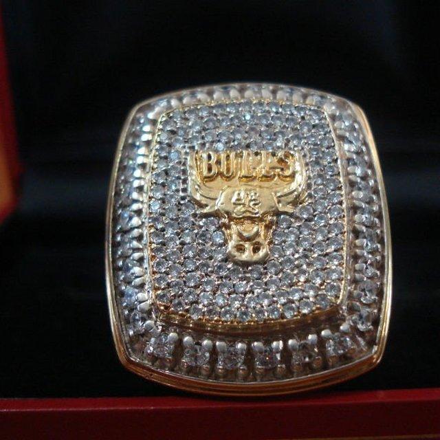 Unique Championship Rings