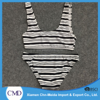 wholesale china import a single shoulder ladies bikini