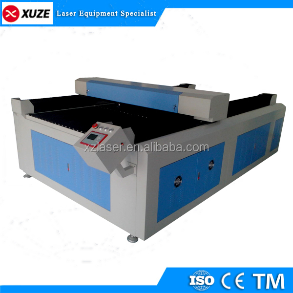 Portable CO2 MDF / Maple plywood die board / Wood laser cutting machine