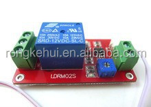 12V 1-channel single channel Thermal Relay Control Sensor Module