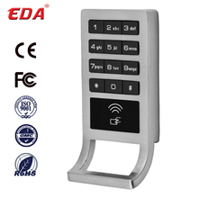 EDA Model 1080D Electronic Sensor Gym Magnetic Digital Keypad Rfid Locker Lock