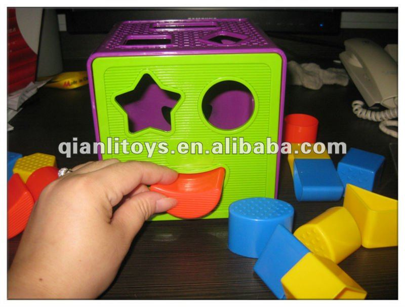 Plastic Educational Kit for Holiday Gift QL-056(A)-7