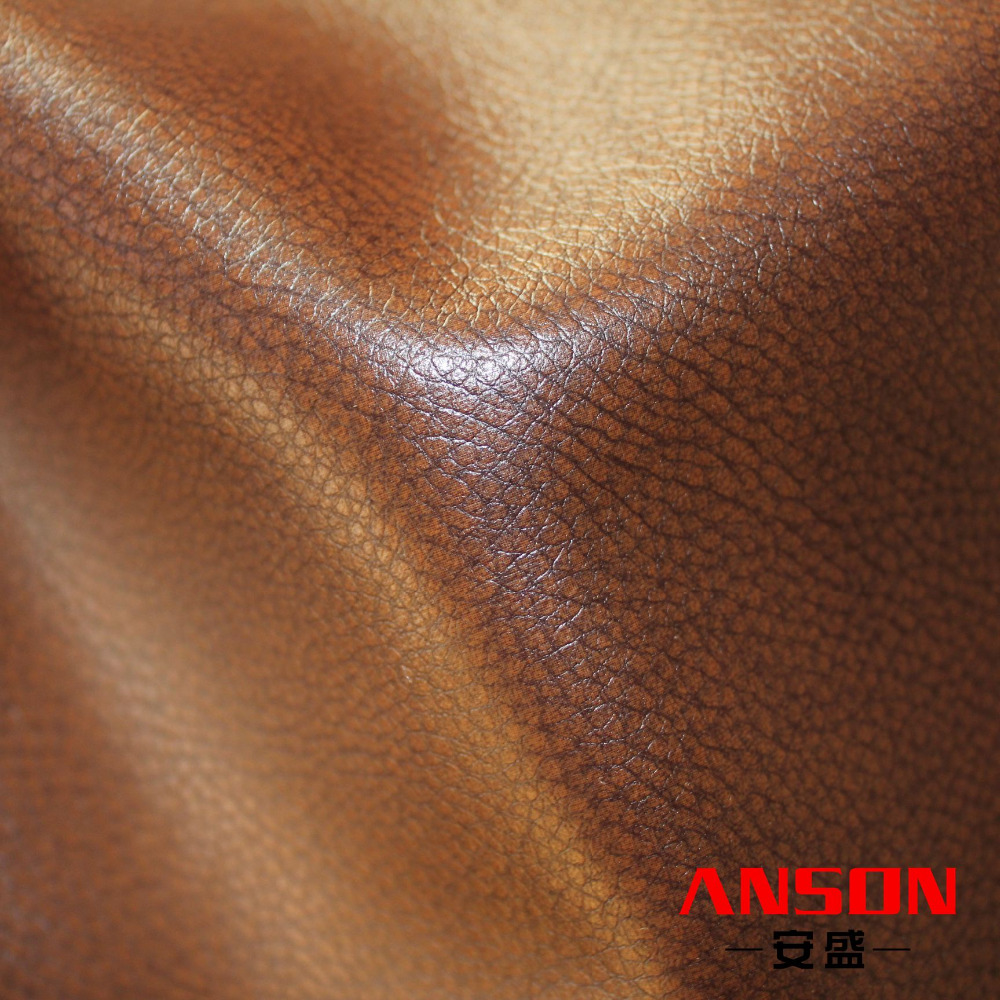 Production in Wenzhou faux leather fabric wholesale