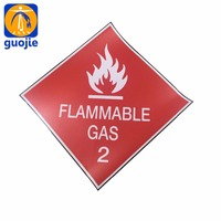 Wholesales Waterproof Car Reflective Adhesive Bumper Sticker