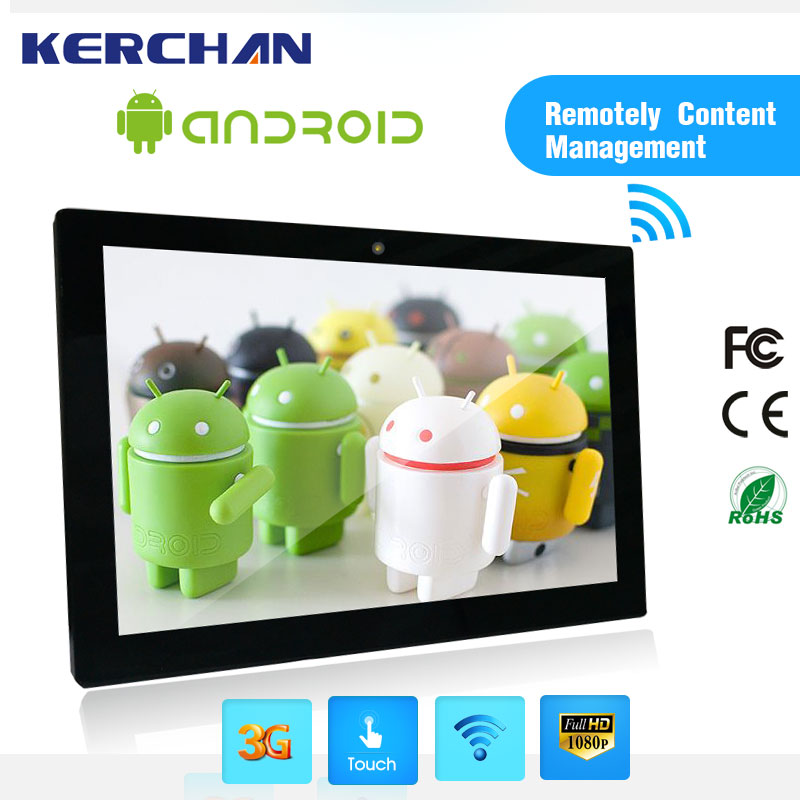 Google Quad Core Android 4.4 Super Smart Tablet PC /monitor 10 inch open frame