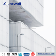 A2 Fireproof / fire rated best prices aluminum composite panel for building wall