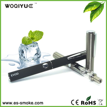 High end vaporizer pen ego c twist with pen cap for wax for waxy oil for shatter