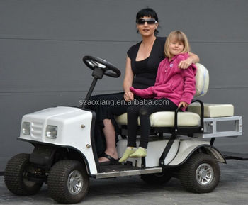 teenage's best leisure choice, luxury mini electric golf cart for sale with wholesale price