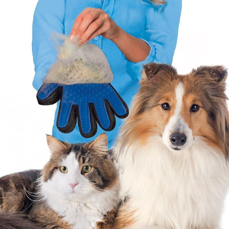Full Body Cleaning Pet Brush, Wholesale Pet Product Dog Cat Brush Glove, Pet Washing Glove Dog Brush