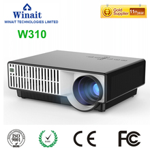 High quality 2800 lumens Portable low cost Multimedia Projector W310