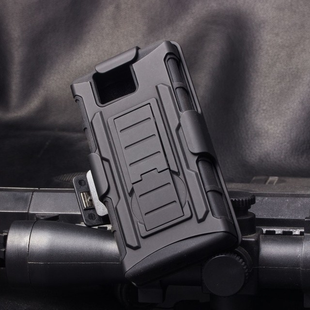 IN STOCK!Future Armor Impact Holster Kickstand Belt Clip Combo Protector Cover Case For SONY Xperia ST25i/U Cell Phone Cover
