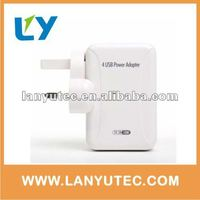 5V 2A 10W new multi port usb chargers for ipad