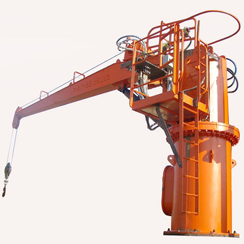 Nucleon Professional Highly Efficient Deck Boat Crane