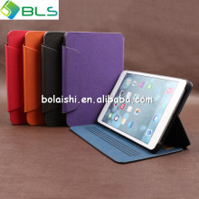 2014 new design for ipad protectiv Fashion elegant Wallet case for professional factory supply 3d case for ipad case