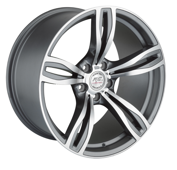 RC 941 Aluminum Alloy Wheels