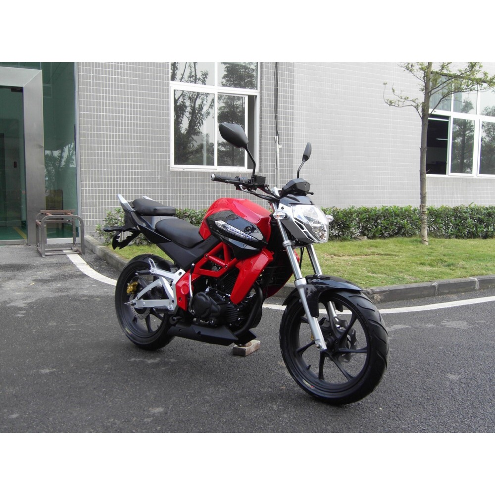 Newest powerful good quality cool 200cc racing motorcycle