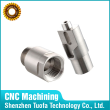 Stainless Steel CNC Machining Metal Parts Precision Equipment Coupling
