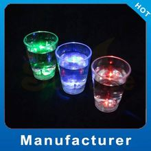 2015 Best Selling neon shot glass