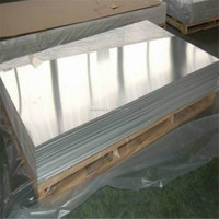 aluminum sheet with ribs for boat superstructure