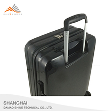 Plastic Handle 360 Degree Rotational Wheels ABS Trolley Case