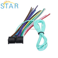 Top quality direct Factory electronic automotive motorcycle speedometer cable wire harness high quality