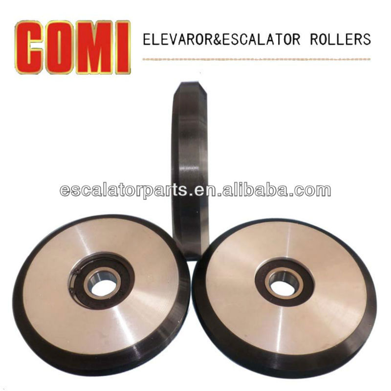 D(125) Elevator Guide Roller of Hitachi Parts