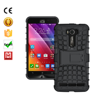 dependable performance TPU+PC diy silicone cell phone case