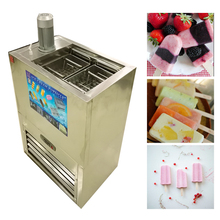 Commercial Popsicle machine Small shop use Ice pop making machine