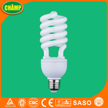 25w tri-color tube cfl light energy saver