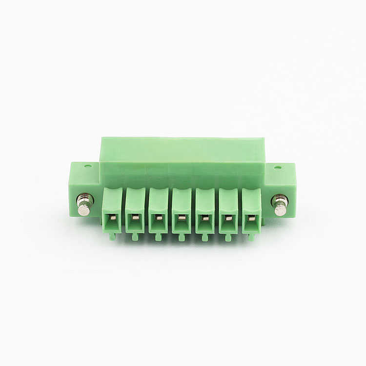 quick 7 pin electric male female terminal connectors