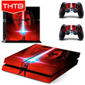 Wholesale Cheap Price Skins Stickers Cover Wrap Decal For PS 4