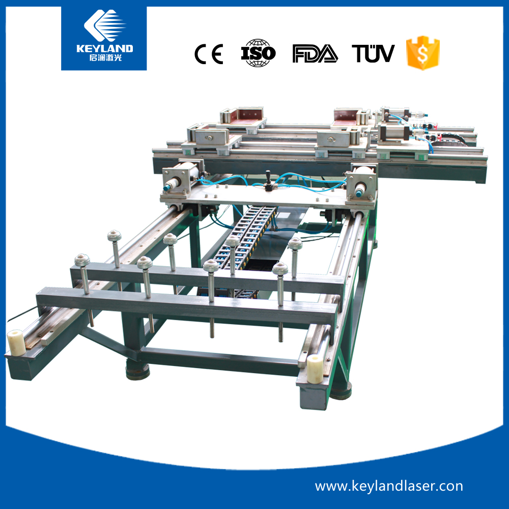 Manufacturer High Quality Solar Module Panel Assembly Machine